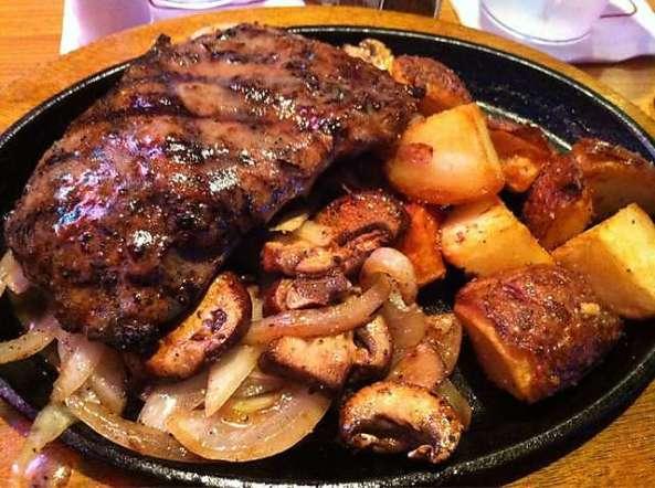 Applebee's Bourbon Street Steak