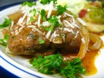 Salisbury Steak-Low Carb