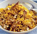 Spicy Indian rice