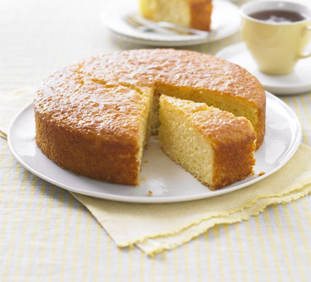 Lighter lemon Cake